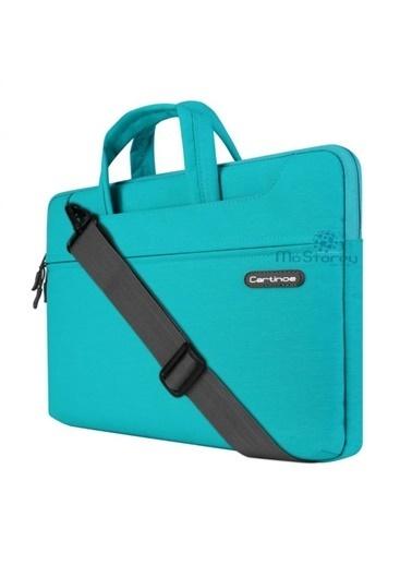 Mcstorey Cartinoe MacBook Air Pro Retina Laptop Notebook Çanta Kılıf Koruyucu 11 11.6 12 inç Su Geçirmez 6691 Turkuaz